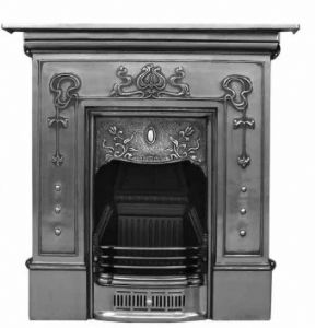 Bella Combination Fireplace